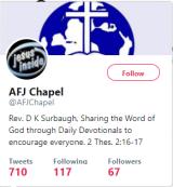 #join - afj chapel